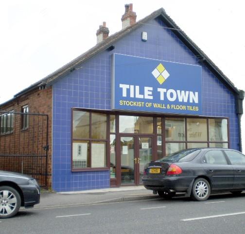 Tile Town – Derbyshire
