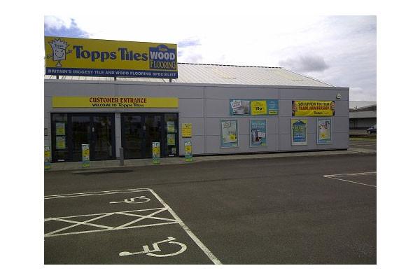 Topps Tiles Dundee