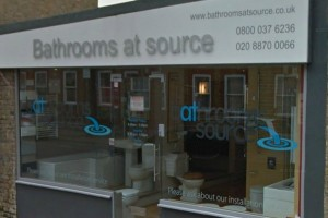 Bathrooms at Source Wandsworth