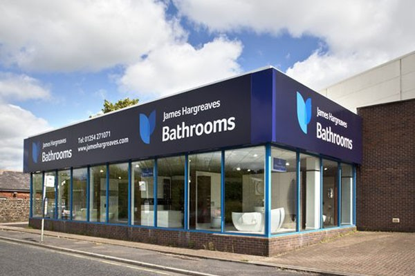 James hargreaves bathrooms blackburn bathroom directory for H s bathrooms blackburn
