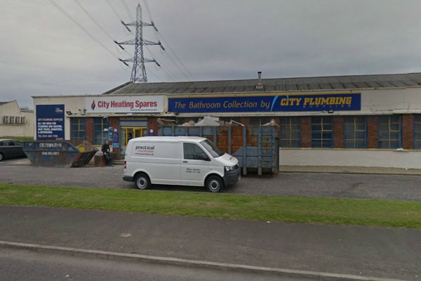 City Plumbing Supplies Glasgow