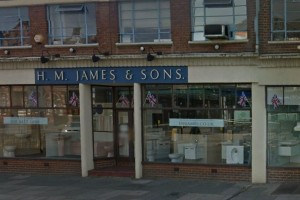 H. M. James & Sons