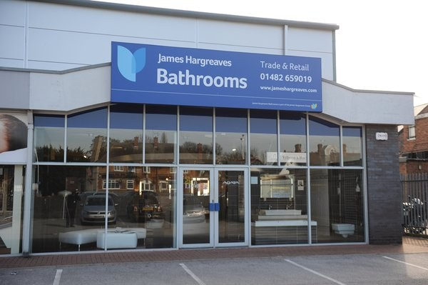 Bathroom showrooms hull - James Hargreaves Bathrooms Hull Bathroom Directory