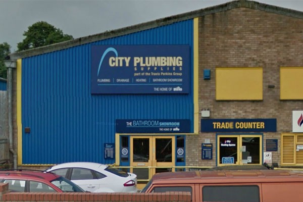 City Plumbing Supplies Taunton Cornishway