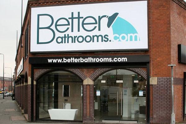 Better Bathrooms Wigan