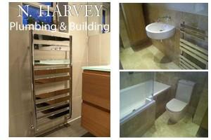 N. Harvey Plumbing & Building