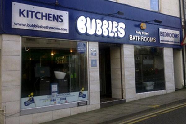 Bubbles Bathrooms Fife Bathroom Directory