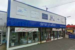 daman of witham bathroom directory
