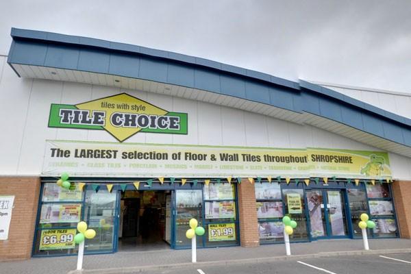 Tile Choice Shrewsbury Bathroom Directory