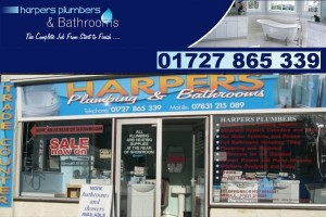 Harpers Plumbers & Bathrooms