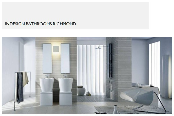 Indesign Bathrooms Richmond Bathroom Directory