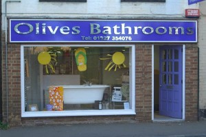 Olives Bathrooms
