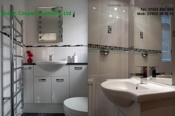 Shaun cooper plumbing bathroom directory for Bathroom installation services