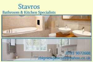 Stavros Bathroom Specialists