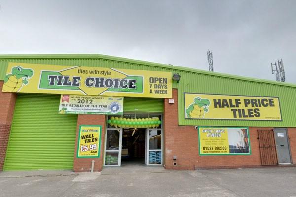Tile Choice Bromsgrove