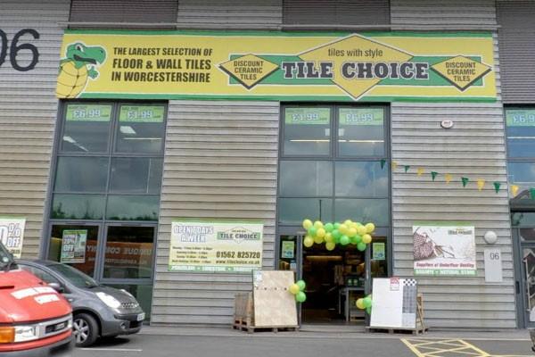 Tile Choice Kidderminster