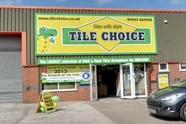 Tile Choice Lichfield