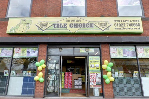 Tile choice walsall bathroom directory for I bathrooms walsall