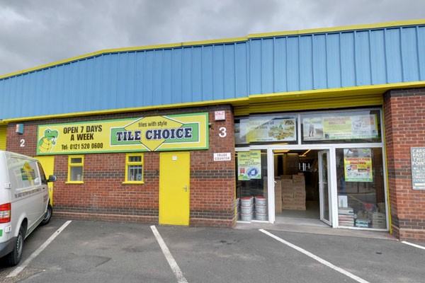 Tile Choice West Bromwich