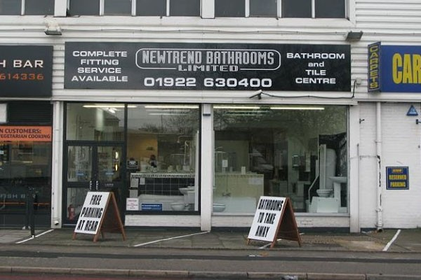 Newtrend Bathrooms Ltd