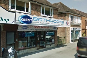Comfort Bathrooms New Road