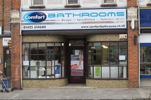 Comfort Bathrooms Station Road