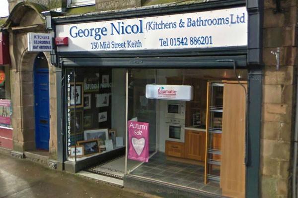 George Nicol