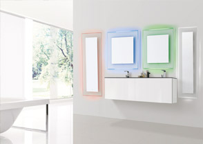 Bathroom Origins Stargaze Colour Changing LED Mirrors