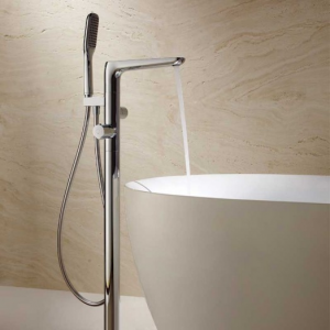 Flava Freestanding Bath Shower Mixer