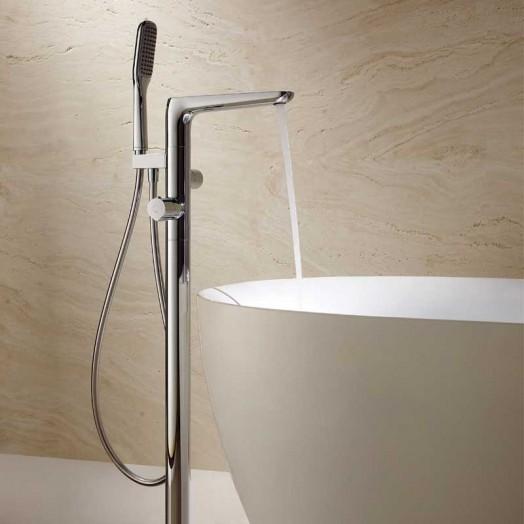 Flava Freestanding Bath Shower Mixer