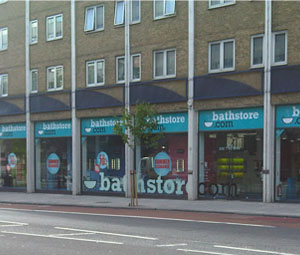 Bathstore Docklands