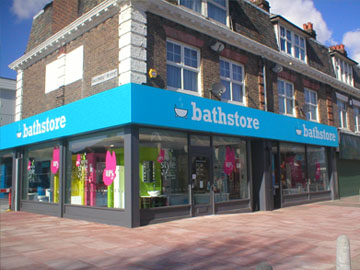 Bathstore Eastbourne