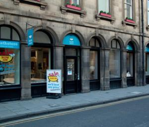 Bathstore Edinburgh Morningside