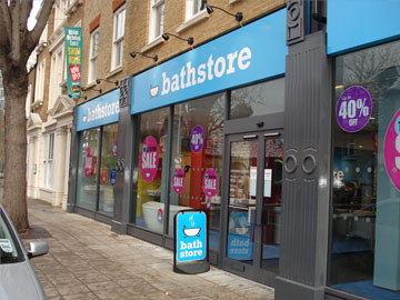 Bathstore Enfield