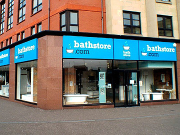 Bathstore Glasgow Central