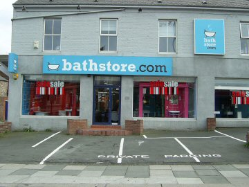 Bathstore Newcastle Upon Tyne