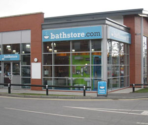 Bathstore Newcastle under Lyme