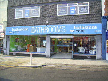 Bathstore Southend