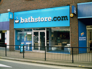 Bathstore Staines