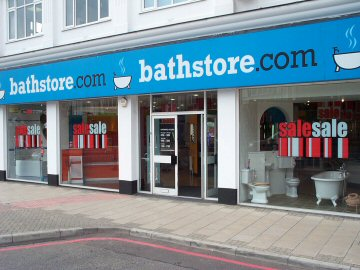 Bathstore Sutton