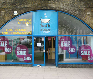 Bathstore Vauxhall