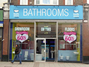 Bathstore West Wickham