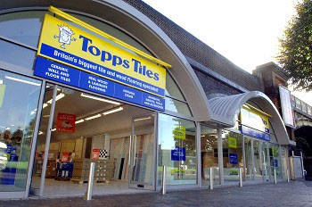 Topps Tiles Battersea