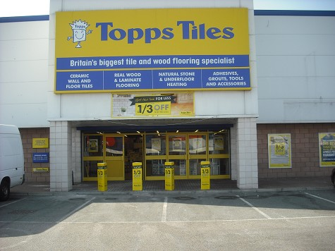 Topps Tiles Beckton