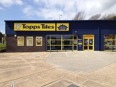Topps Tiles Bexhill
