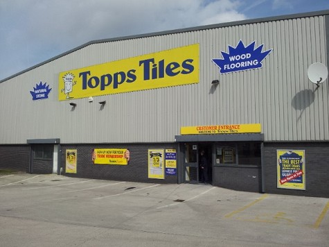 Topps Tiles Blackburn