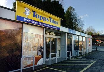 Topps Tiles Bodmin