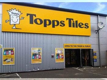 Topps Tiles Braintree