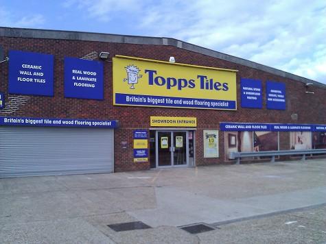 Topps Tiles Brighton