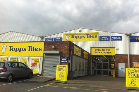 Topps Tiles Bristol